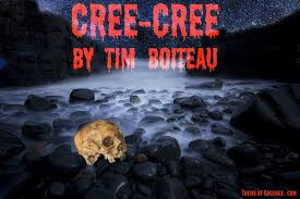 """Cree-Cree"" artwork published by Theme of Absence"