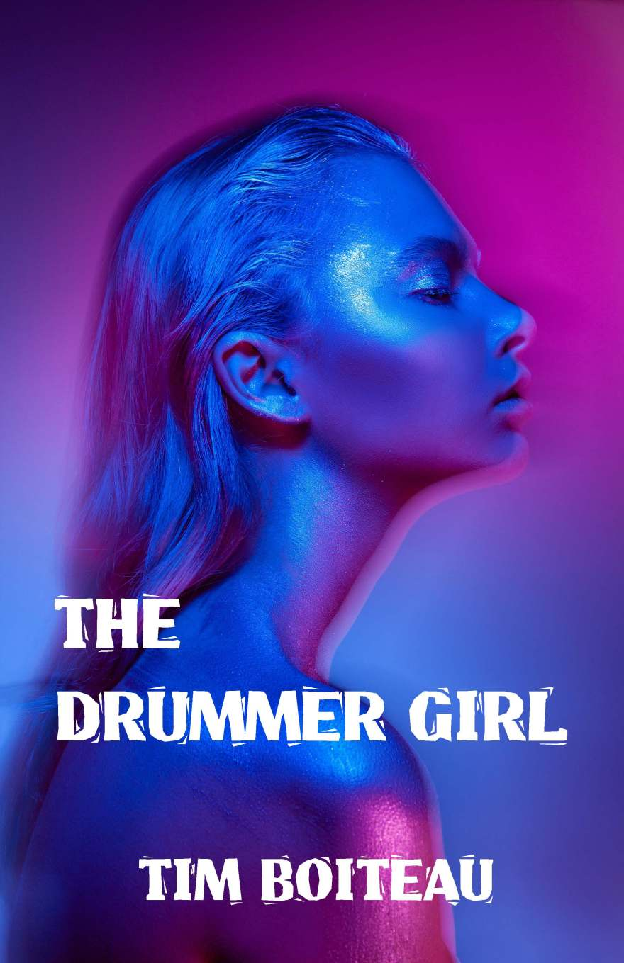 The Drummer Girl Cover Design